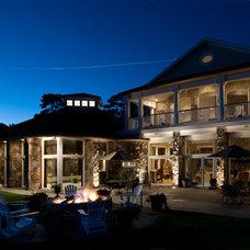 Traditional Exterior by Tokarski Millemann Architects, LLC