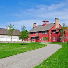 Farmhouse Exterior by Wolstenholme Associates, LLC