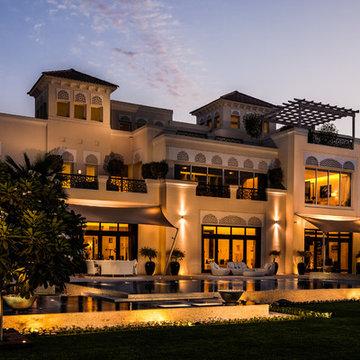 Privat Al Barari Villa