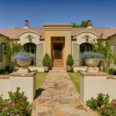 Traditional Exterior by CGN Designs LLC
