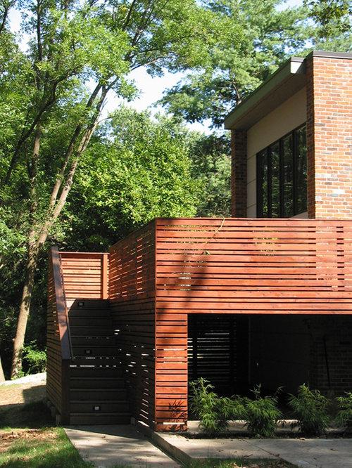 Horizontal Deck Railing Home Design Ideas Pictures