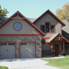 Traditional Exterior by Ringdahl Architects, Inc.