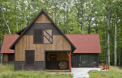 Dreaming Of: A House in the Woods