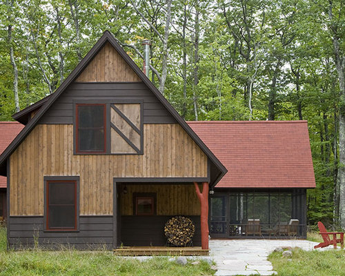 Horizontal And Vertical Siding Home Design Ideas Pictures