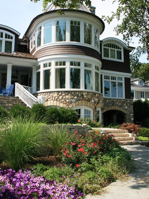 Elegant Round Home Designs Images   3D House Designs   Veerle.us