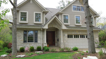 Private Residence, Highland Park, Illinois