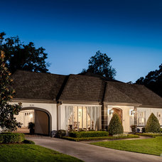 Traditional Exterior by NuDesign Builders Inc