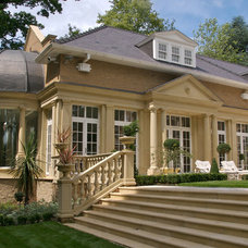 Traditional Exterior by Haddonstone Ltd
