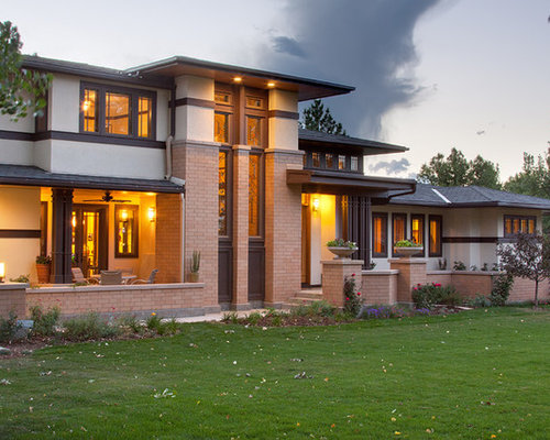 Denver Remodel Exterior Decoration Prairie Exterior  Houzz