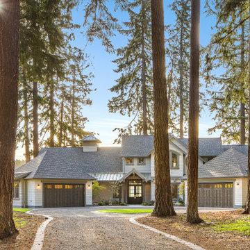 Private Residence Lake Oswego, Oregon