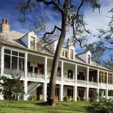 Traditional Exterior by Cooper Johnson Smith Architects and Town Planners