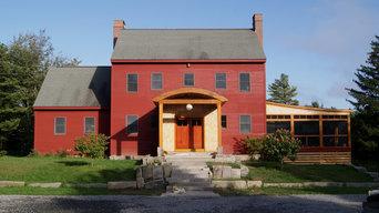Private Residence Phippsburg Maine