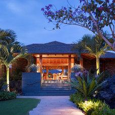 Tropical Exterior by Suzman Design Associates