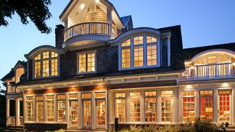 Private River House