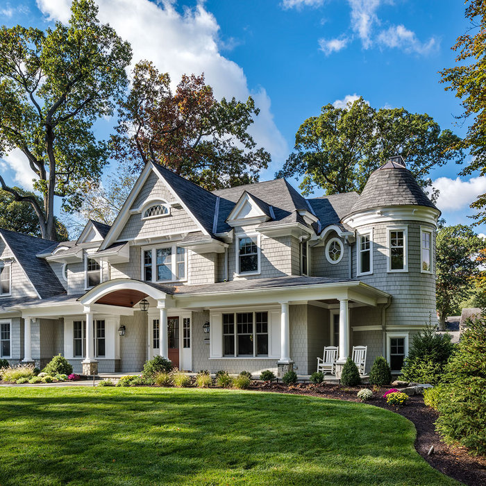 Private Shingle Style Home In Bergen County, NJ