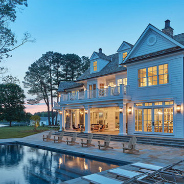 Private Waterfront Residence in Oxford, MD