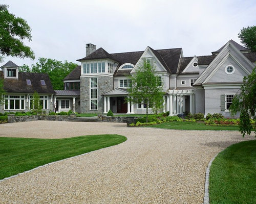 Gravel Driveway Home Design Ideas Pictures Remodel And Decor
