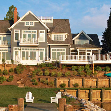 Private Waterfront Residence on the Chesapeake Bay