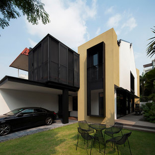 75 Most Popular Affordable Singapore Exterior Home Design Ideas For