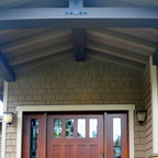 Cultured Stone Exterior Traditional Exterior Seattle