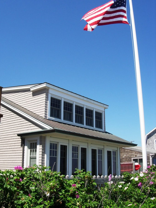 Cape cod dormers houzz for Cape cod dormers