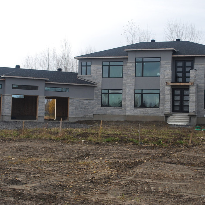 Projects Under Construction - 6000sqft Contemporary