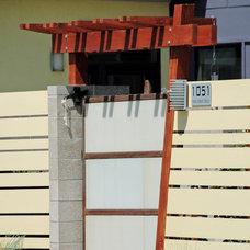 Modern Exterior by BARRETT STUDIO architects