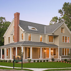 Traditional Exterior by Oldport Homes