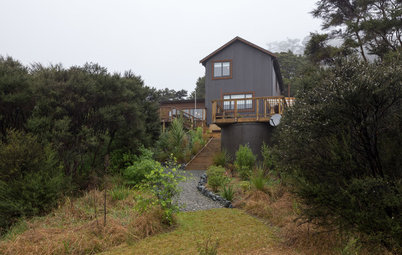 My Houzz: A Peaceful Retreat Perched in the Wilderness