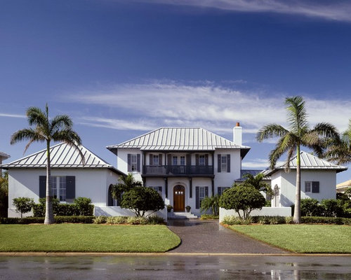 West Indies Style Home Design Ideas Pictures Remodel And