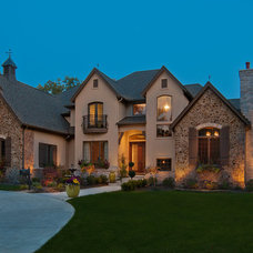 Traditional Exterior by Moline James E Builders Inc