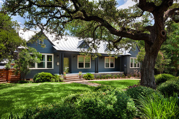 Traditional Exterior by CG&S Design-Build