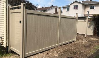PVC Tuff Fence