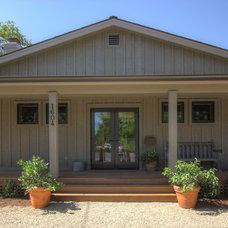 Traditional Exterior by Pecota White Building & Design
