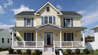 QMA: New Custom Home, Margate, NJ