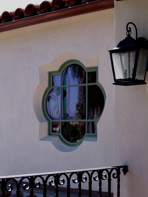 Quatrefoil Window Home Design Ideas Pictures Remodel And