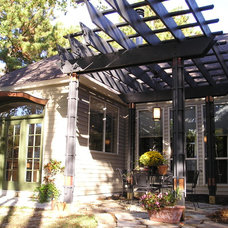 Traditional Exterior by Antoine Architects, LLC