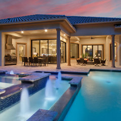QUAIL WEST PONTE VEDRE GRANDE MODEL HOME