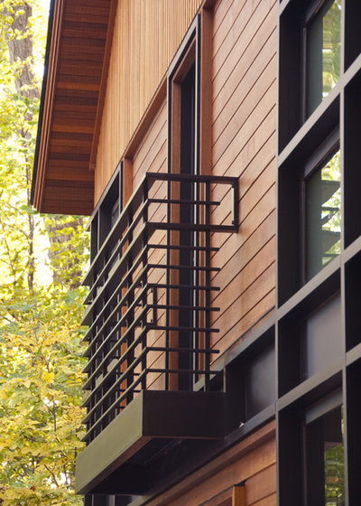 Architects Toolbox Aim High With Interior Railings