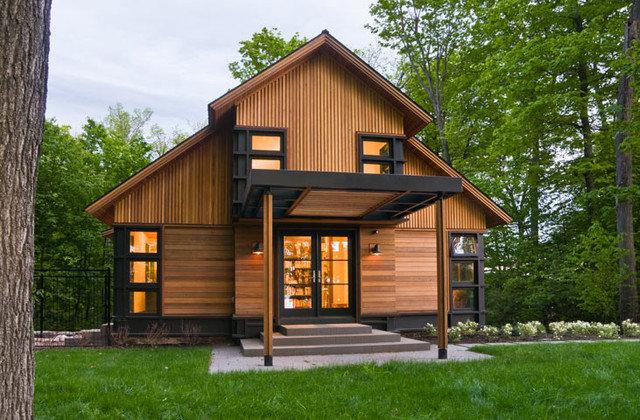 Modern Gable-Style Homes