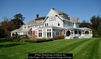 Queen Anne Addition and Renovation - Westport, CT