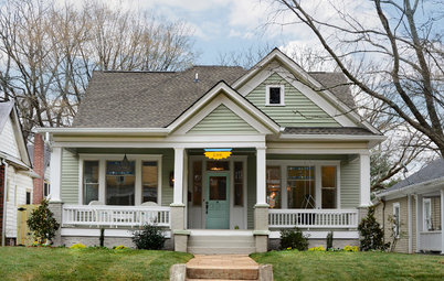 Houzz Tour: Lovingly Resurrecting a Historic Queen Anne
