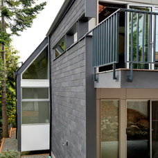 Contemporary Exterior by Lane Williams Architects