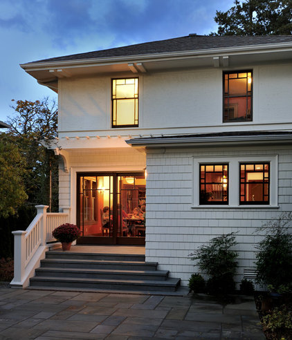 Traditional Exterior by Patricia Brennan Architects