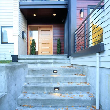 Queen Anne's Single Family Home Remodel