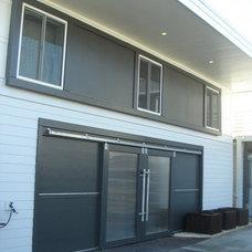 Modern Exterior by Glover Design LLC