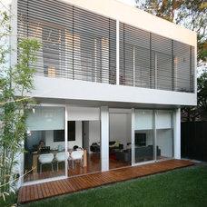 Contemporary Exterior by Aleksandar Design Group