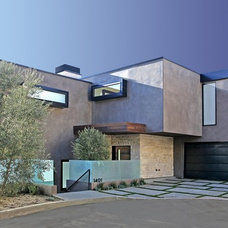Modern Exterior by Bowery Design Group