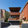 Houzz Tour: Finding Middle Ground Between Midcentury Neighbors