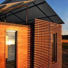 Contemporary Exterior by Quicksmart Homes